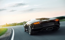 Lamborghini Aventador Art Wallpapers | HD Wallpapers
