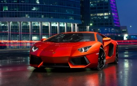 2013 Lamborghini Aventador LP700 4 Wallpapers | HD Wallpapers