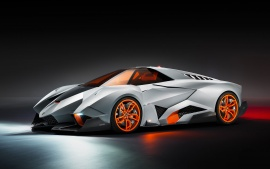 Lamborghini Egoista Concept Car Wallpapers | HD Wallpapers