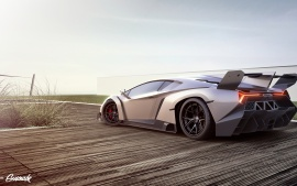 Lamborghini Veneno Sports Car Wallpapers | HD Wallpapers