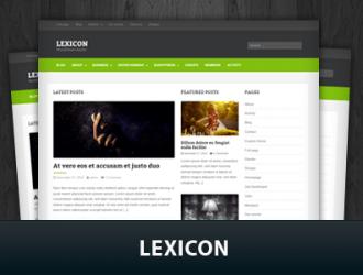 Lexicon WordPress Themes