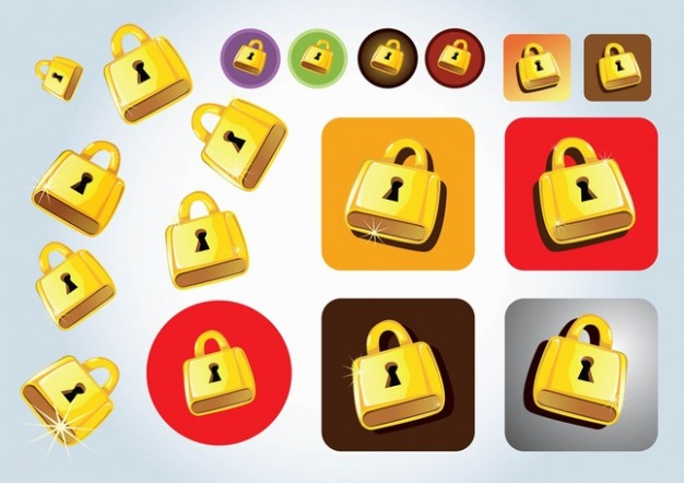 Locks  Vector | Free Download