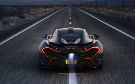 McLaren P1 2014 Wallpapers | HD Wallpapers
