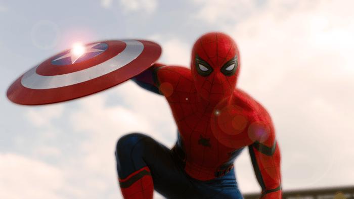 MCU Spider-Man Wallpaper (1080p) by I-Am-Gassy on DeviantArt