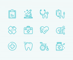 Medical Icons | IconStore