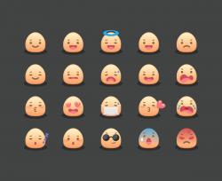 Mojicon – Free Smiley Icons | IconStore
