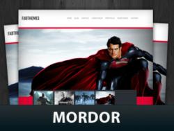 Mordor WordPress Themes