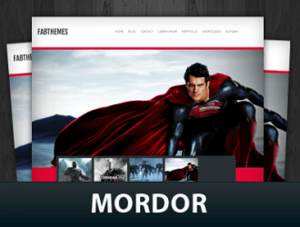 Mordor WordPress Themes