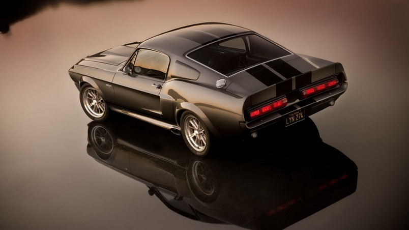 Mustang GT500 HD Wallpaper