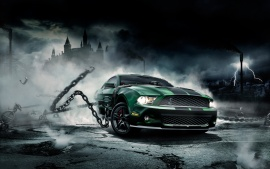 Mustang Monster Wallpapers | HD Wallpapers