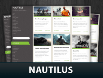 Nautilus WordPress Themes