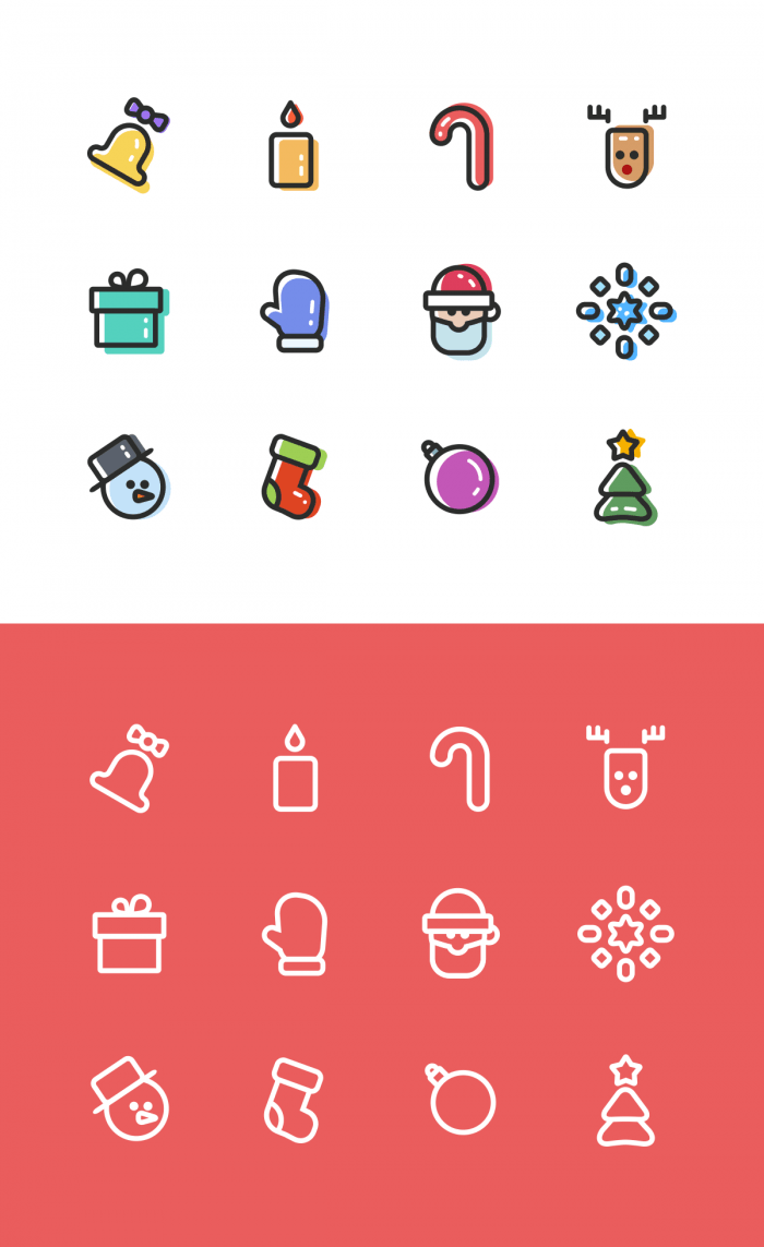 New Year Free Icons | IconStore