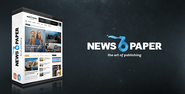 Newspaper – WordPress | ThemeForest