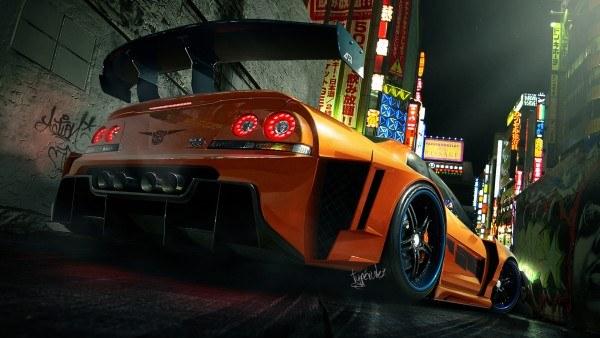 Nissan Skyline GT-R – Desktop Wallpapers HD Free Backgrounds