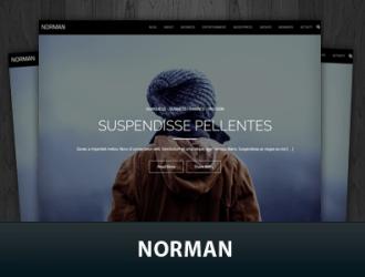 Norman WordPress Themes
