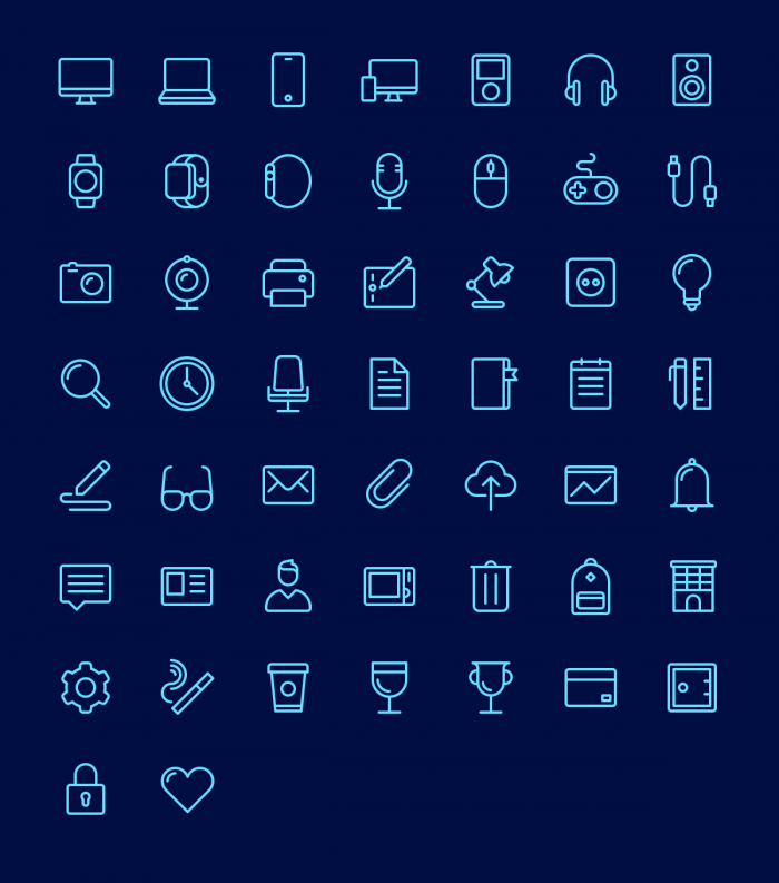 Office Icons | IconStore