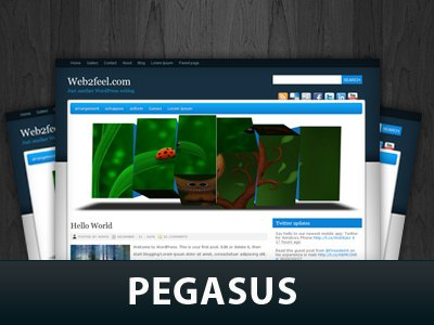 Pegasus WordPress Themes