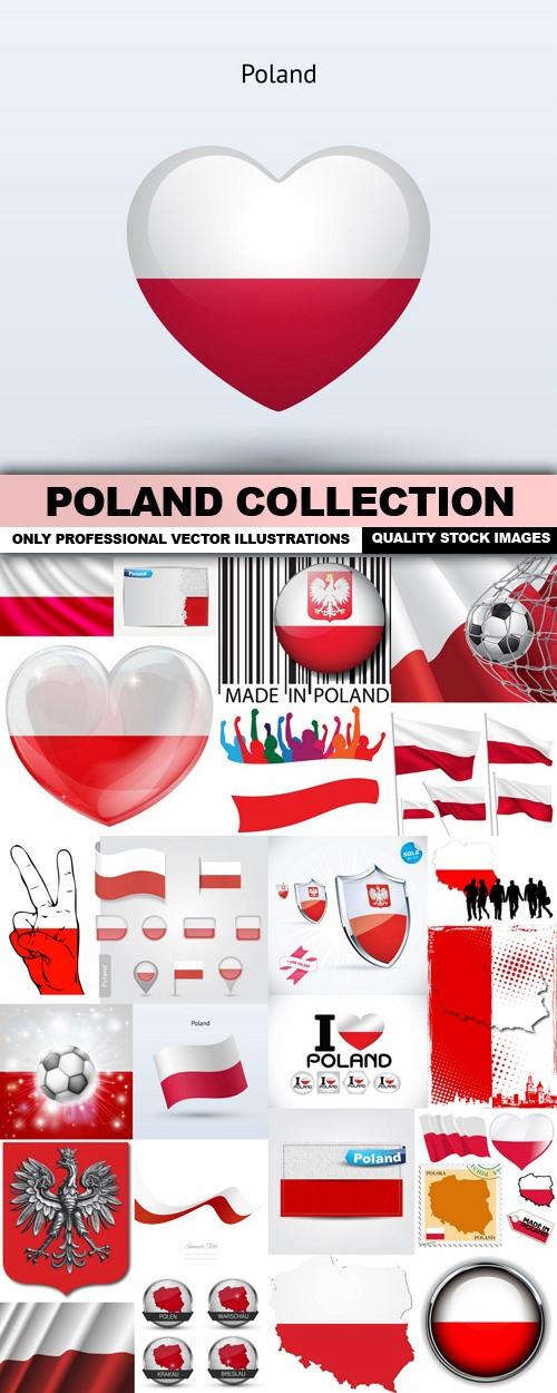Poland Collection – 25 Vector