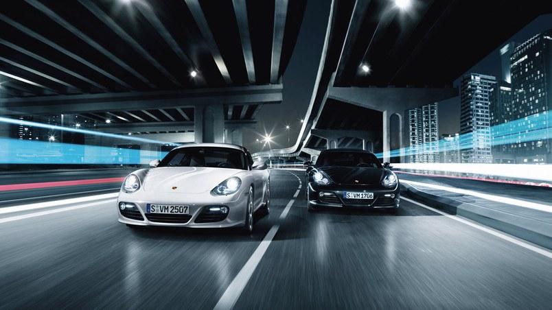 Porsche 911 GT2 Race HD Wallpaper