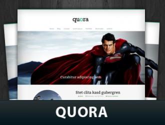 Quora WordPress Themes