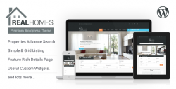 Real Homes – WordPress Real Estate Theme – WordPress