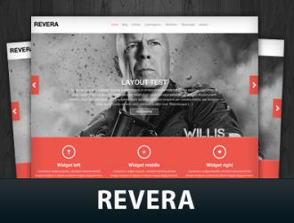Revera Worddpress Themes