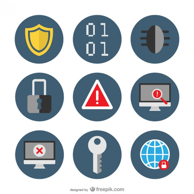 Safety flat vector icons set   Vector | Free Download
