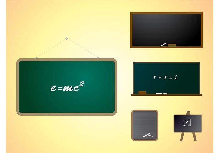 School Blackboards – Download Free Vector Art, Stock Graphics & Images