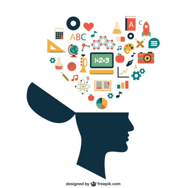 School Knowledge concept