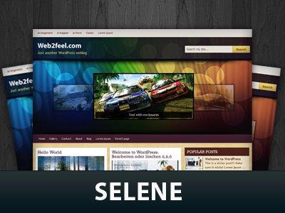 Selene WordPress Themes