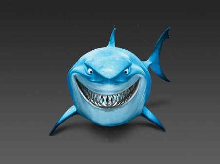 Shark Attack icons