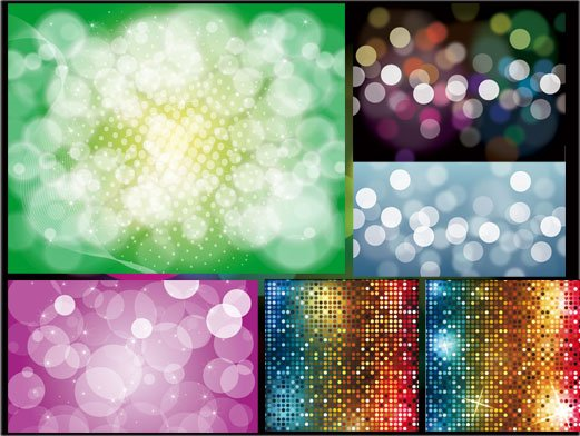 Shining texturing background vector