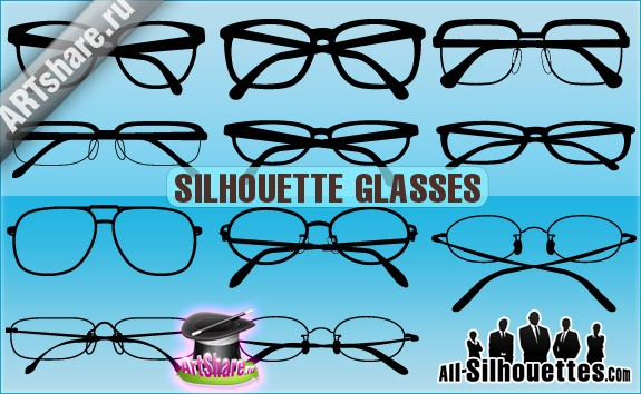 Silhouette Glasses – All-Silhouettes