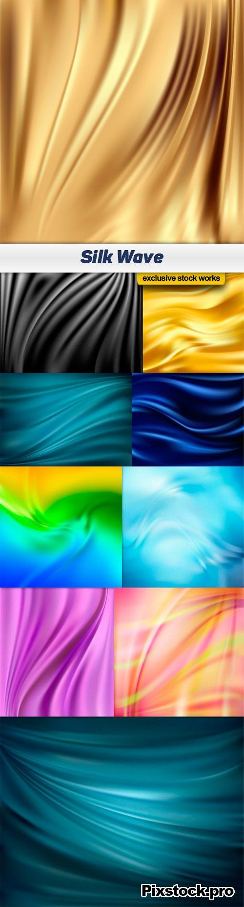 Silk Wave – 10 EPS