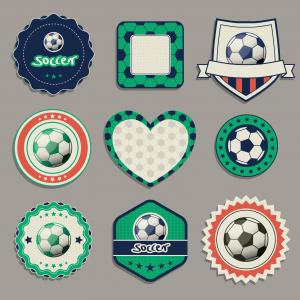Soccer Logo Emblems