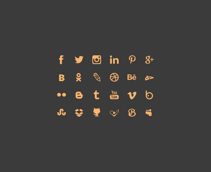 Social Networking Icons | IconStore