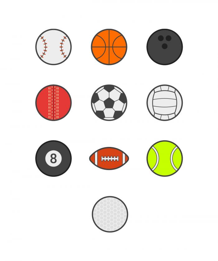 Sport Balls | IconStore