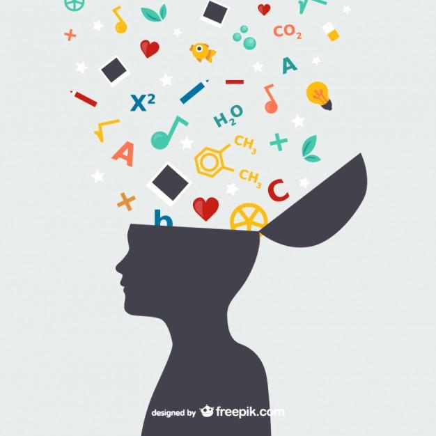 Student's mind