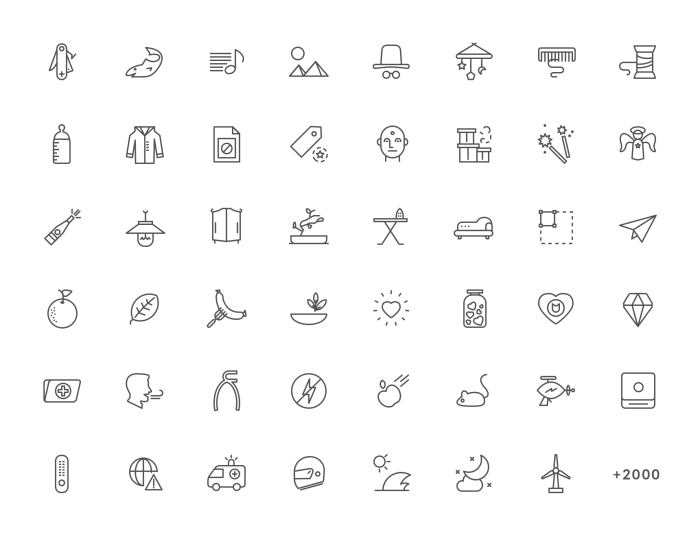 Swifticons – 2104 x 4 Icons