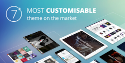 The7 — Responsive Multi-Purpose WordPress Theme – WordPress