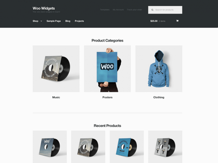 Storefront WordPress Themes
