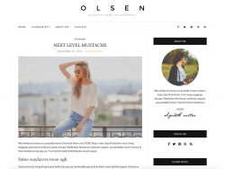 Olsen Light WordPress Themes