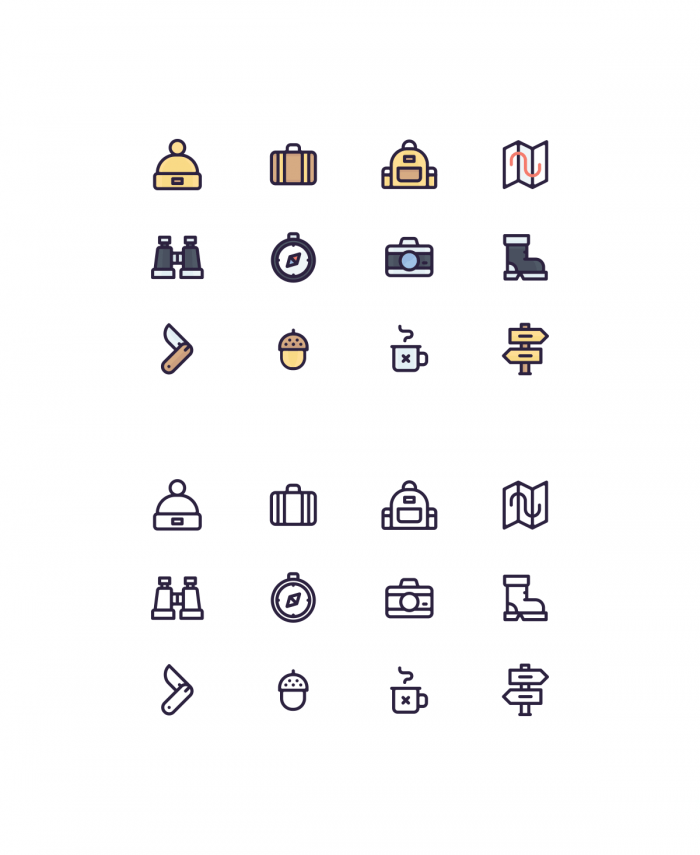 Travel Icons | IconStore
