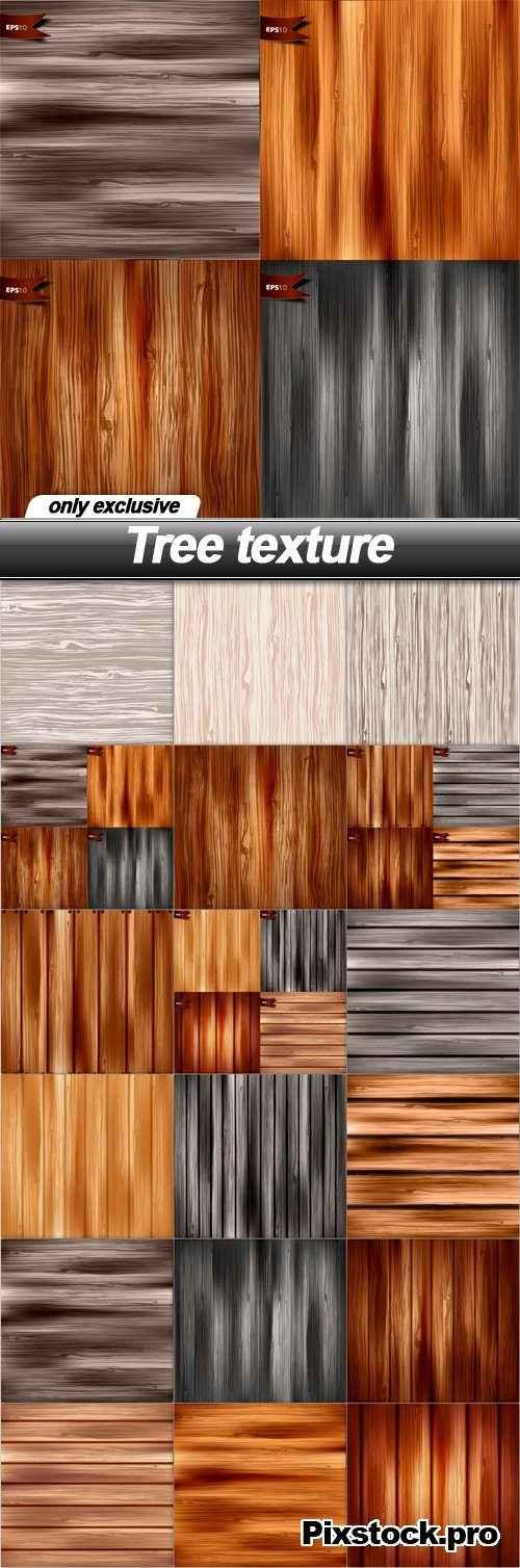 Tree texture – 18 EPS