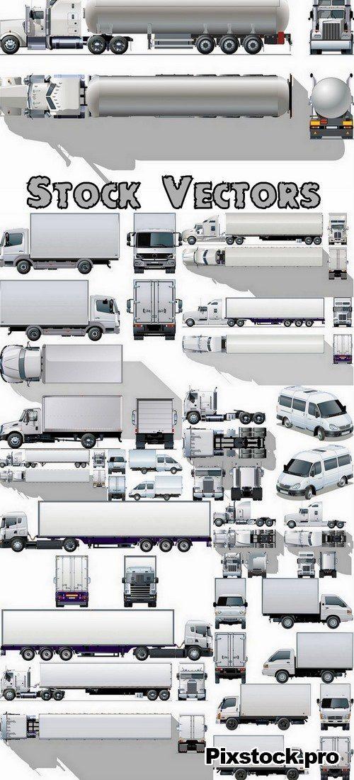 Truck set – 15 EpS