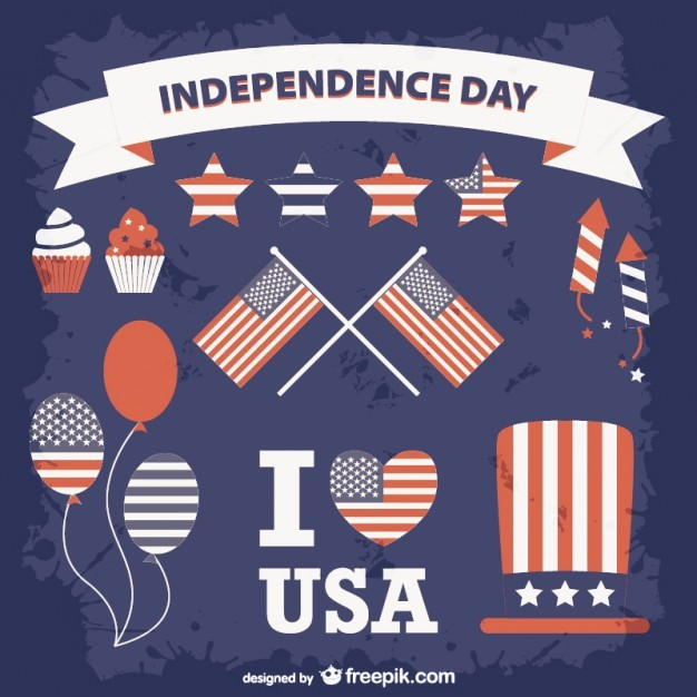 United States Independence Day set