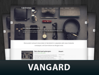 Vangard WordPress Themes