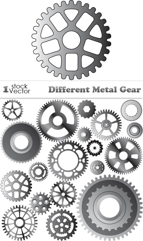 Various Metal Gear Vector