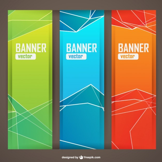 Vector banners free graphics   Vector | Free Download