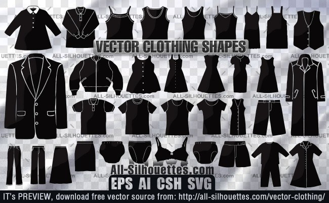 Vector clothing